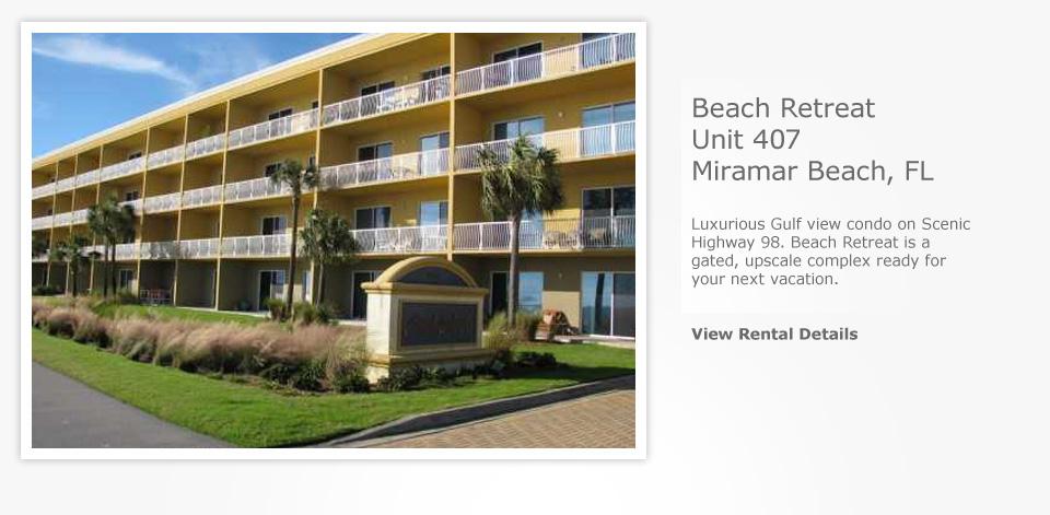 Beach Retreat Rental